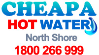Hot Water North Shore - Emergency Repairs & Same Day Installation
