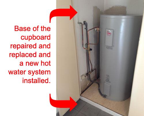 pymble hot water repairs