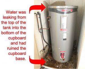 rheem hot water heater repair pymble