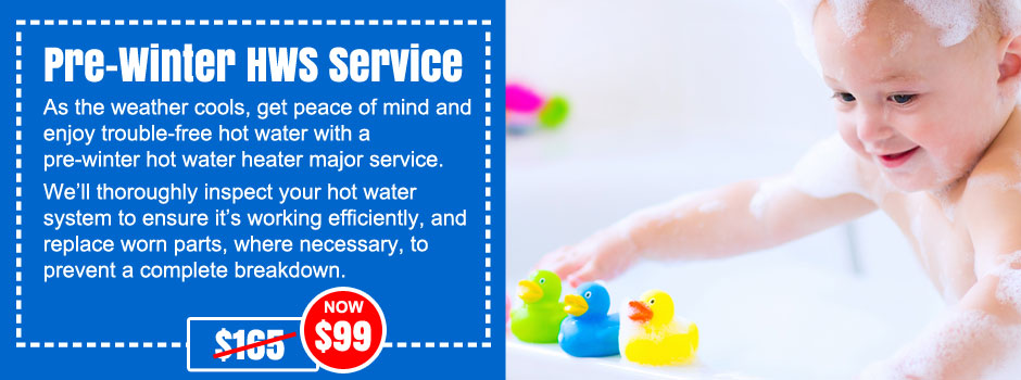 north shore hot water service sydney